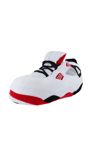 Cosy Sneakers Chaussons d'intérieur Blanc
