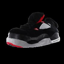 Cosy Sneakers Chaussons d'intérieur Noir